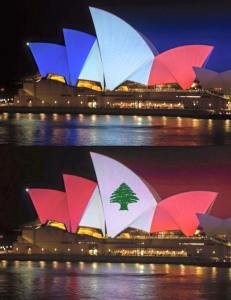 paris-beirut opera sails