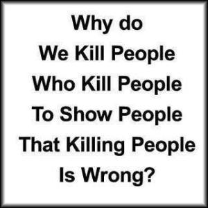 why kill